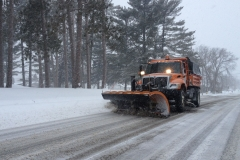 town plowing